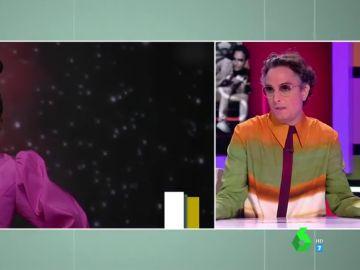 Josie analiza el estilo de Amanda Gorman
