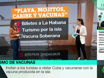 Turismo de vacunas.