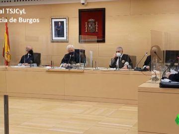 El presidente del TSJ de Castilla y León obliga a un abogado a ponerse mascarilla