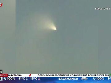 ¿Es un ovni lo que sobrevuela el cielo de Florida? Marc Redondo analiza estas imágenes