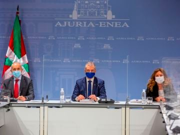 Iñigo Urkullu preside el Consejo Asesor del Plan de Protección Civil de Euskadi-LABI