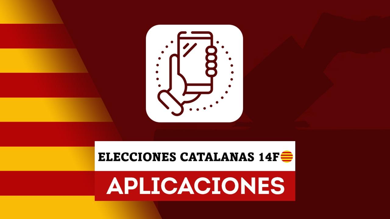 Estas son las apps para seguir las elecciones catalanas del 14-F