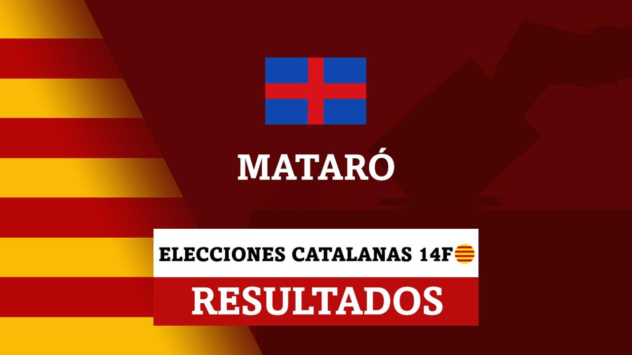 Resultados de las elecciones catalanas en Mataró
