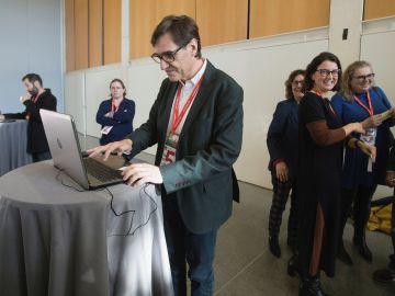 Dónde votan Illa, Aragonès, Carrizosa, Borrás y el resto de candidatos de las elecciones de Cataluña