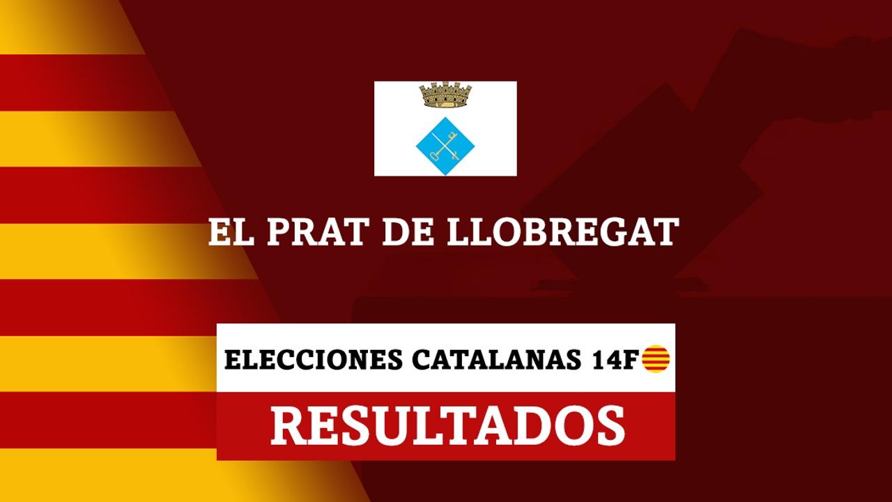 Resultados de las elecciones catalanas en El Prat de Llobregat