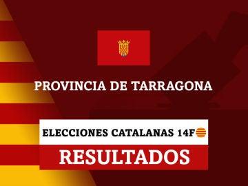 Resultados de las elecciones catalanas en la provincia de Tarragona