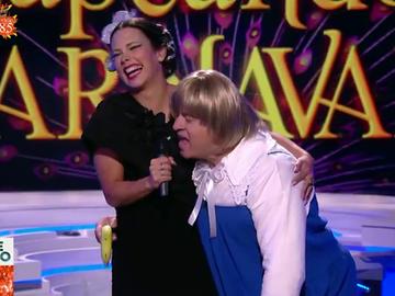 ¡Isabel Pantoja y Kiko Rivera se reencuentran en el plató de Zapeando! Esta es la transformación de Cristina Pedroche y Miki Nadal