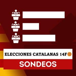 Los sondeos daría a Salvador Illa como el ganador de las elecciones catalanas