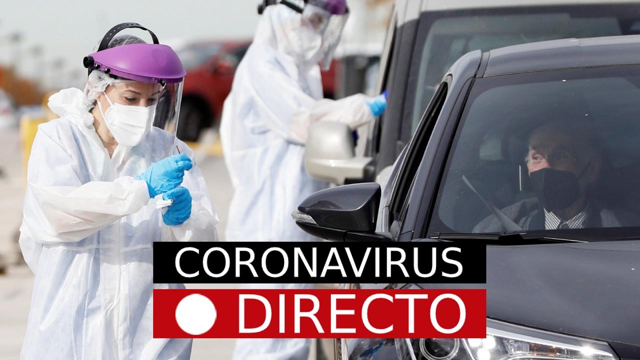 Restricciones por COVID-19 en España, hoy   Nuevas medidas por coronavirus y confinamiento por zonas básicas de salud en Madrid, en directo