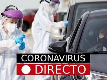 Restricciones por COVID-19 en España, hoy | Nuevas medidas por coronavirus y confinamiento por zonas básicas de salud en Madrid, en directo