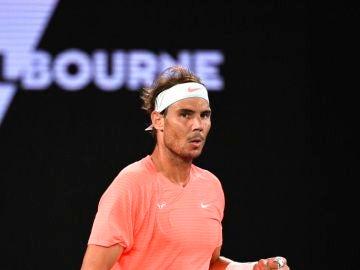 Deportes Antena 3 (13-02-21) Rafa Nadal no da opción a Norrie y se enfrentará a Fognini en octavos de final del Open de Australia