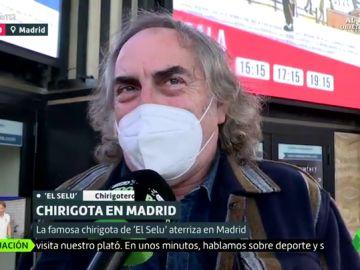 """El optimismo de 'El Selu', chirigotero: """"No tenemos EPI porque Este bicho no puede con el Carnaval, eso seguro"""""""