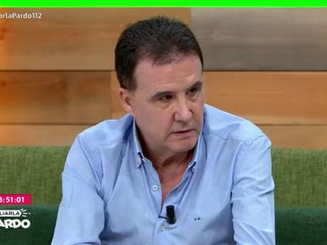 José Ramón de la Morena en Liarla Pardo