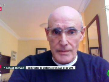 """Rafael Bengoa advierte a las CCAA sobre los efectos negativos desescalada: """"Ya no estamos en la misma pandemia"""""""