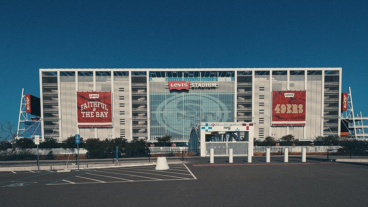 El estadio de los 49ers