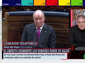 Conversación entre Raúl del Pozo y Antonio García Ferreras