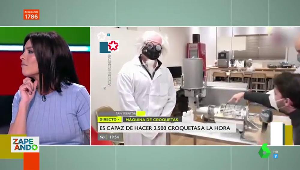 El invento español que querrás tener en tu casa: una máquina capaz de hacer 250.000 croquetas cada hora