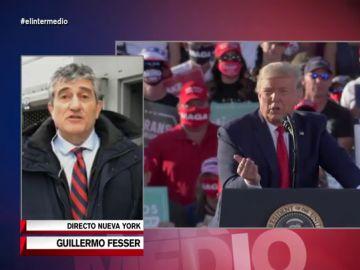 """El análisis de Guillermo Fesser tras el impeachment fallido a Trump: """"Mandan un peligroso mensaje de aprobación a violencia"""""""