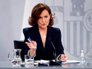 laSexta Noticias 20:00 (15-04-21) Calvo niega el caos tras el fin del estado de alarma: 'Salvo los confinamientos domiciliarios, casi todo lo demás se puede hacer'