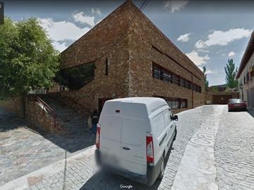 El centro de salud en cuestión, en Google Maps