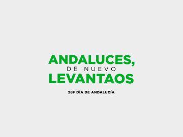 Captura del anuncio de campaña del 28F de la Junta de Andalucía
