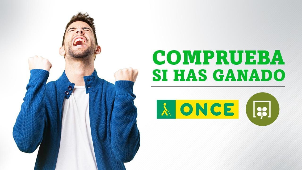 Comprueba Cupón Diario de la ONCE, Bonoloto, Triplex y Super ONCE de hoy miércoles 17 de febrero de 2021