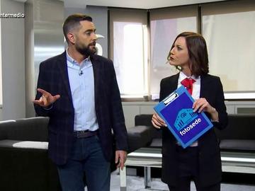 """Cristina Gallego y Dani Mateo 'se adentran' en Génova: """"Es todo diáfano, lo único que les gusta opaco es su contabilidad"""""""
