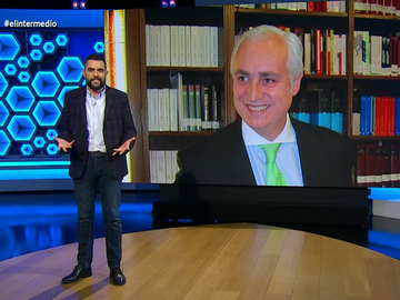 """La respuesta de Dani Mateo al presidente del TSJ de Castilla y León que afirma que """"el partido comunista está en el Gobierno"""""""