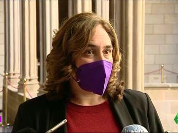 Ada Colau pide el indulto para Pablo Hasél