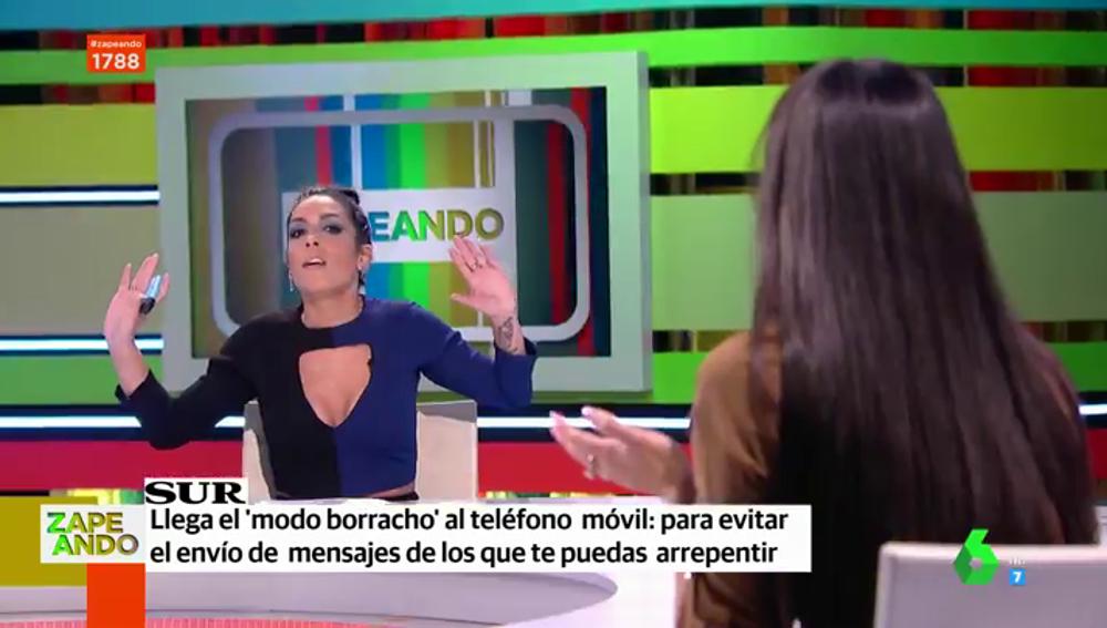 """Las anécdotas """"patéticas"""" de Lorena Castell al enviar mensajes """"pedo"""" de noche: """"A la mañana siguiente me arrepentí"""""""