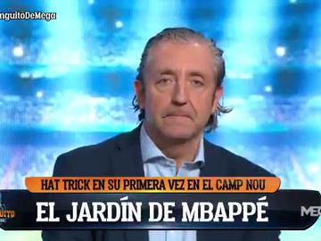 """Pedrerol: """"Mbappé le ha pintado la cara al Barça"""""""