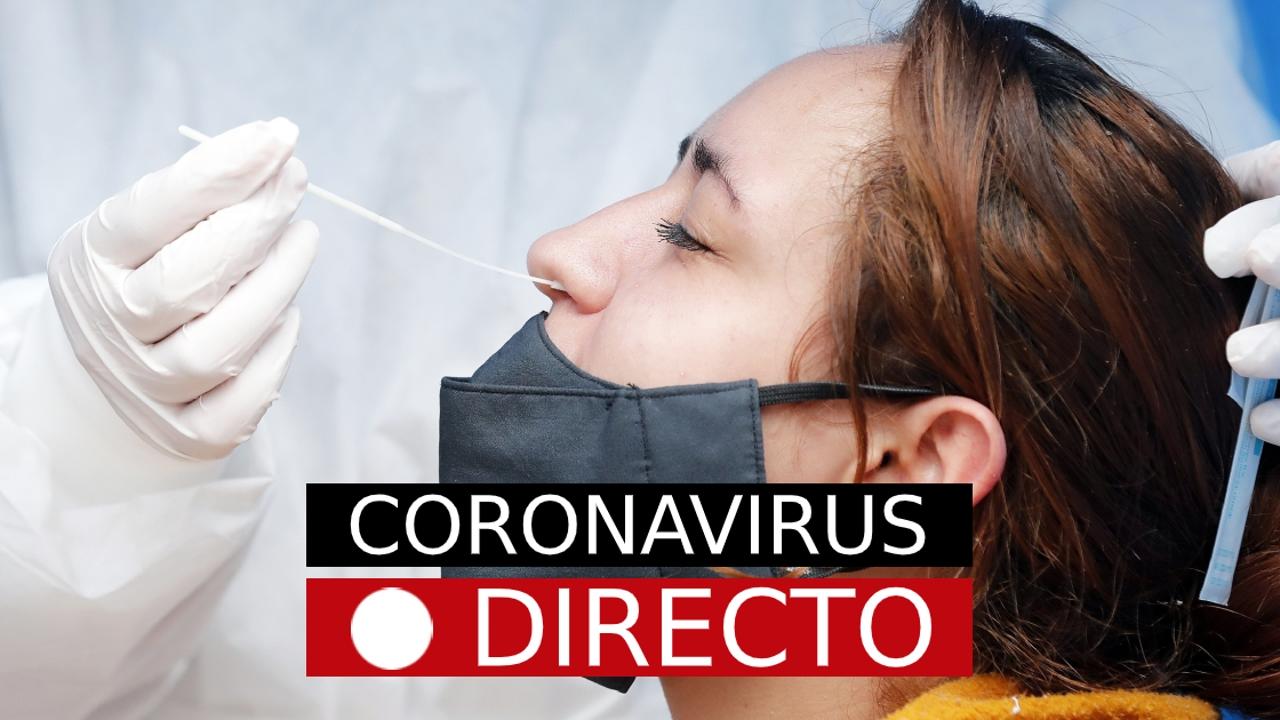 La incidencia de coronavirus en España continúa bajando pero los expertos advierten del peligro de retirar las restricciones sin una desescalada correcta. A continuación, te contamos en directo cómo está la situación epidemiológica en nuestro país.