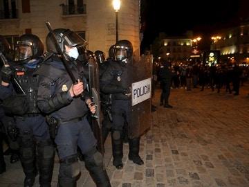 Pablo Hasel: Disturbios en Barcelona, Madrid y Cataluñ