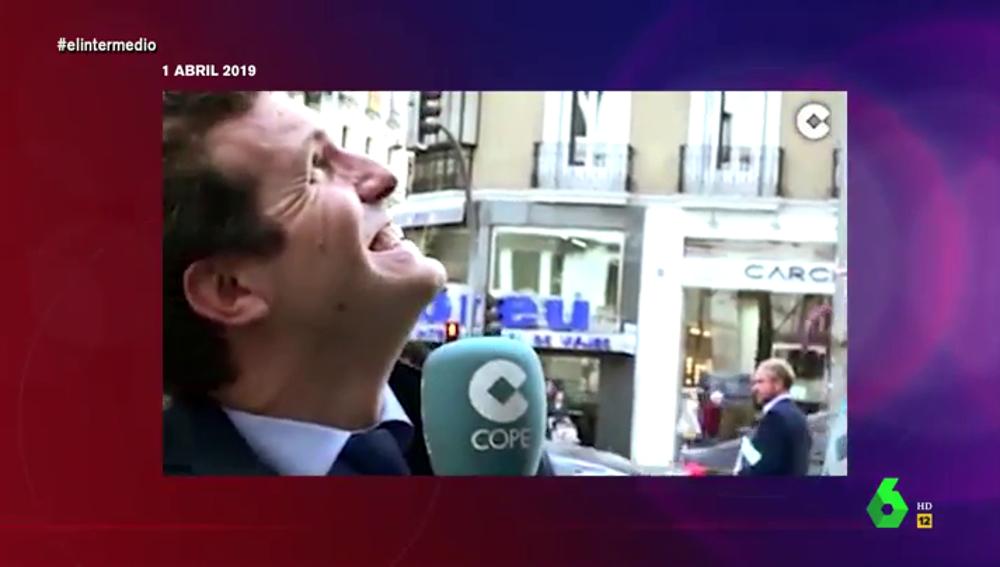 Esta fue la reacción de Pablo Casado cuando le preguntaron en 2019 si era necesario vender Génova