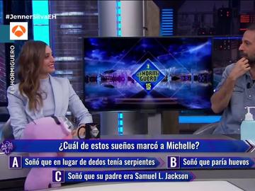 La confesión más loca de Hugo Silva y Michelle Jenner que les ha aterrorizado a lo largo de su visa