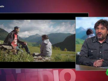 """Así resume Évole 'Eso que tú me das', el documental sobre Pau Donés: """"Es un testamento vital único que hizo a 15 días de su muerte"""""""