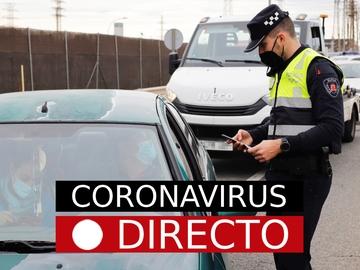 Restricciones por COVID-19, hoy | Nuevas medidas por coronavirus y confinamiento en Madrid y España, en directo