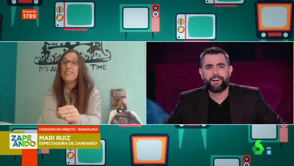 """""""¿Te ves como el futuro Ferreras o el próximo Pedrerol?"""": los espectadores preguntan sin filtro a Dani Mateo"""