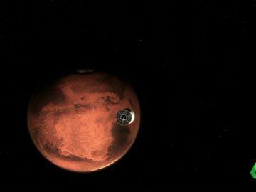 sonda Marte