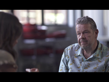 Así ha sido la entrevista de Mamen Mendizábal a Alberto Chicote en 'Palo y Astilla'