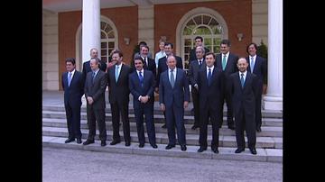 La caída del PP del 'milagro económico': Rajoy, Rato, Matas y la sombra de los papeles de Bárcenas