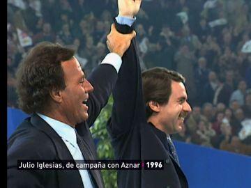 Julio Iglesias y Aznar