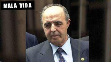 El exgeneral Enrique Rodríguez Galindo