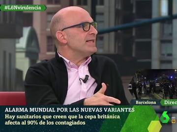 José Antonio López en laSexta Noche