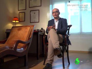 Miguel Perlado, psicólogo