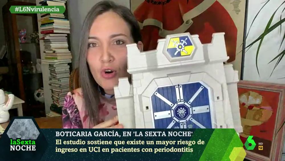 Boticaria García alerta sobre las complicaciones que pueden sufrir personas con periodontitis al contagiarse de coronavirus