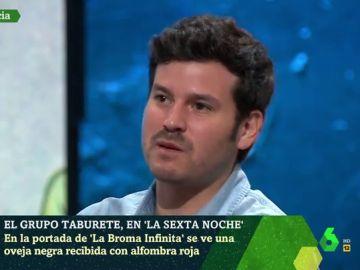 Willy Bárcenas en laSexta Noche