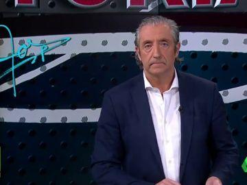 """Pedrerol: """"Lopetegui es un gran entrenador, pero ante el Barça se equivocó"""""""
