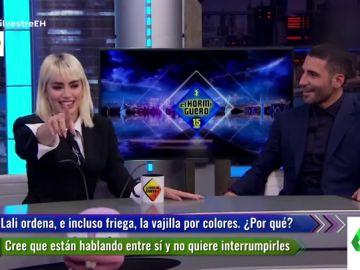 Las confesiones más locas de Miguel Ángel Silvestre y Lali Espósito a Pablo Motos