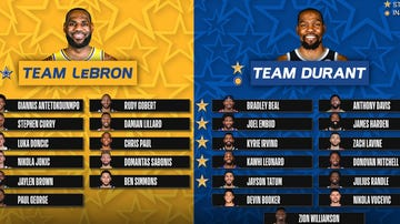 El 'All Star' de la NBA